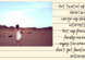 a picture of a girl flapping bird feathers while she's running through the desert - with a caption of a list of things to embrace while she's on her new journey