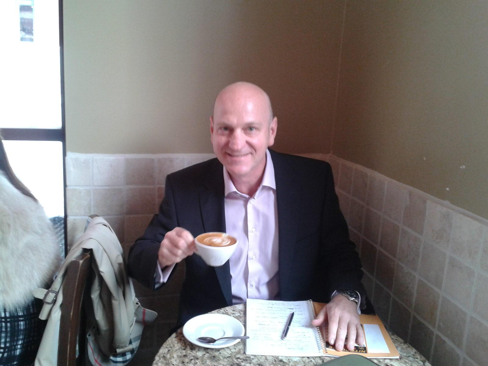 Dominic Kotarski Founder of Sales Success Academy
