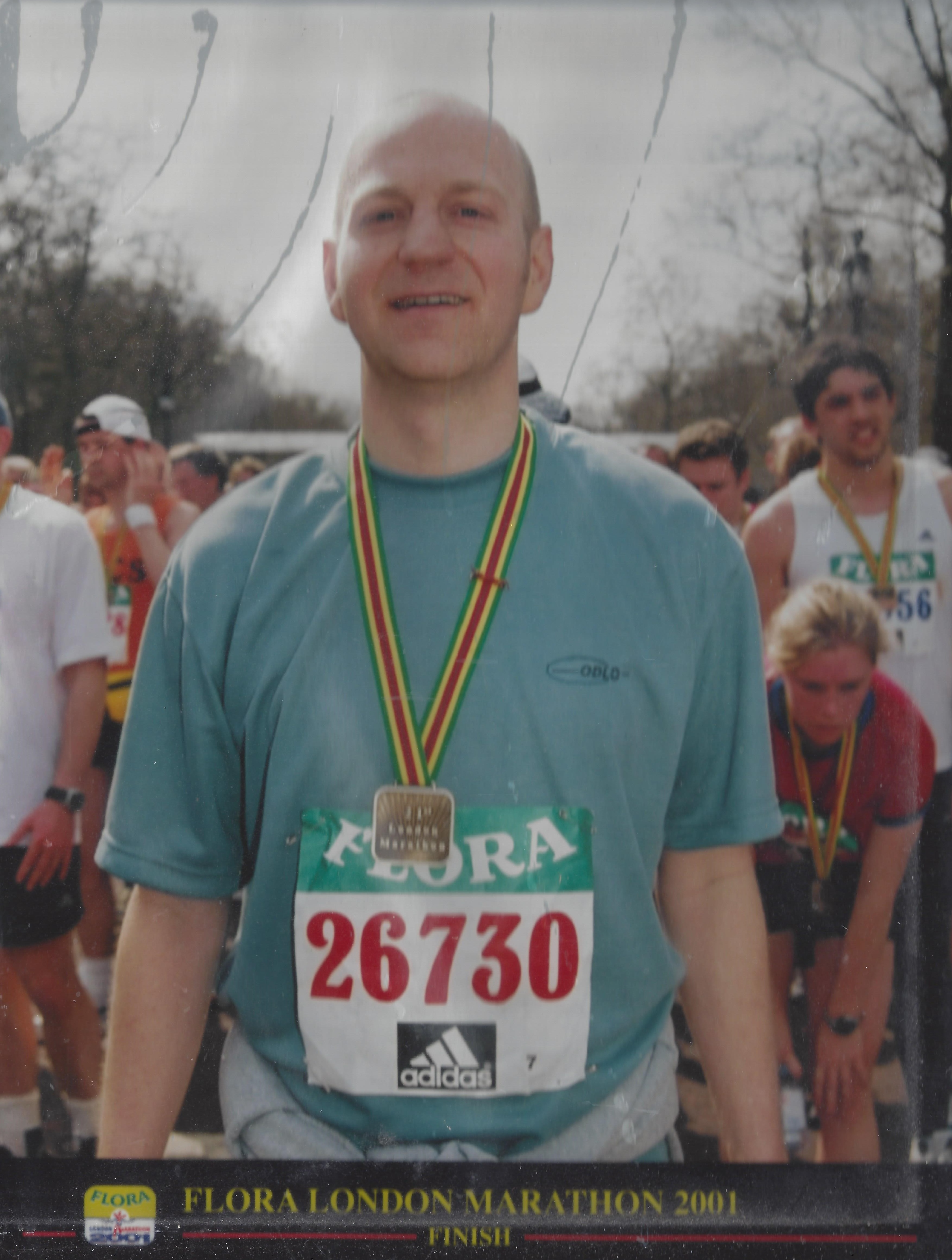 Read more about the article How to run a marathon a week