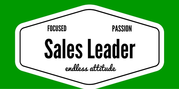 7 Rules for Sales Leaders