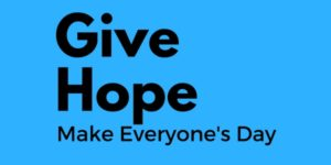Read more about the article Give Hope