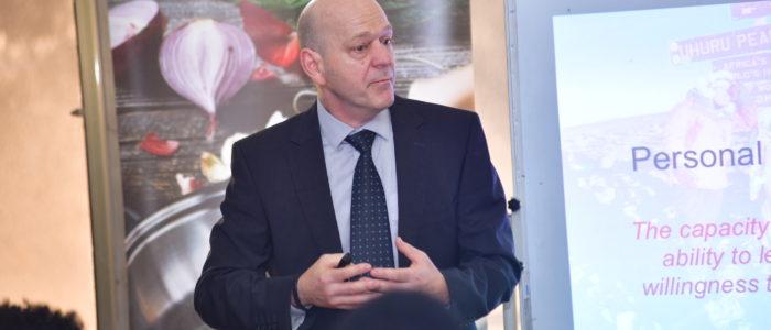 Dom Kotarski author and trainer speaking